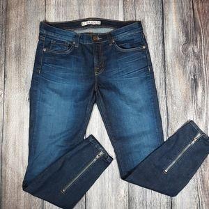 J Brand Cass Morocco skinny ankle jeans size 28